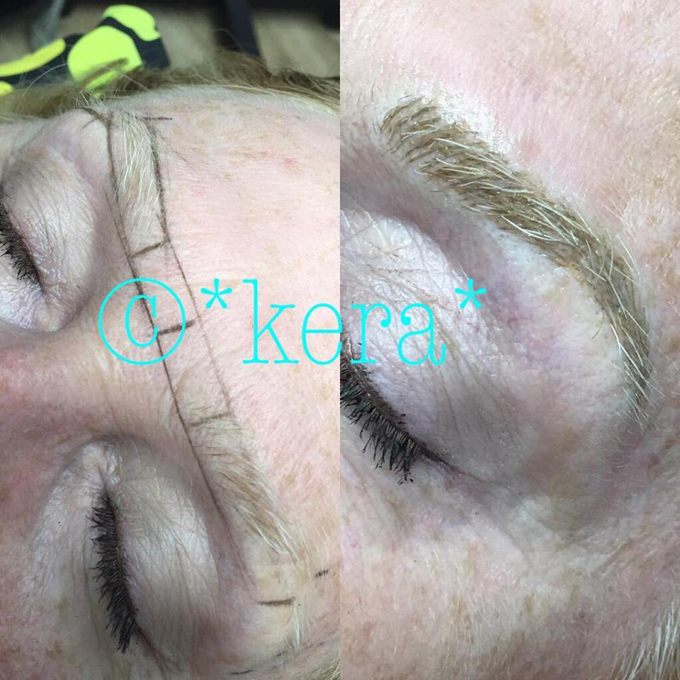 Microblading Eyebrow Makeup In Effingham Il